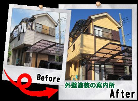 木津川市の外壁塗装を考えている方にカリスマ営業マンになる私が語ってみます!