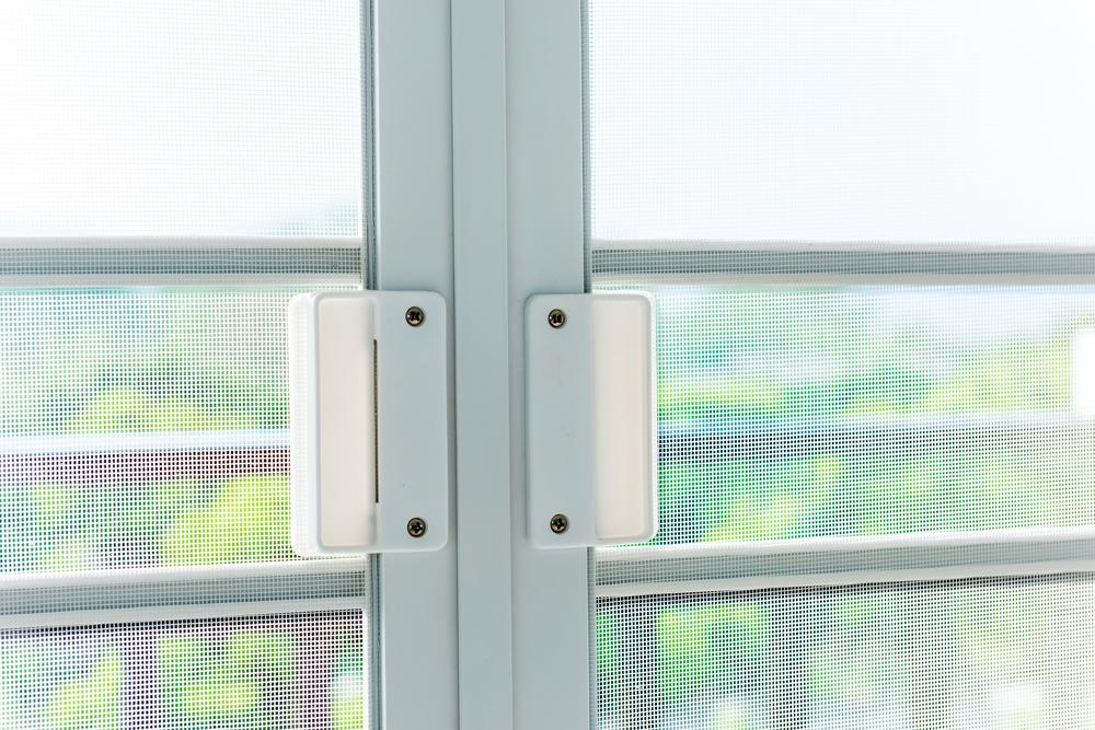 網戸の虫対策ポイント・隙間からの侵入をブロックする方法とは?