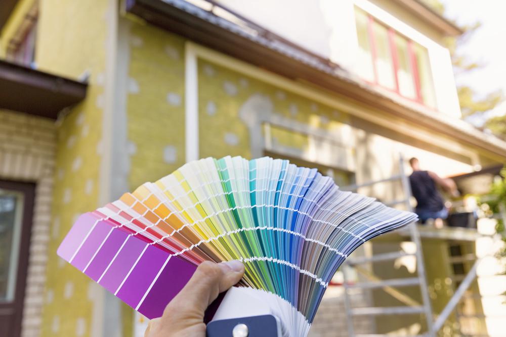 塗装で遮熱効果はアップするか?遮熱塗料のメリットやデメリットについて