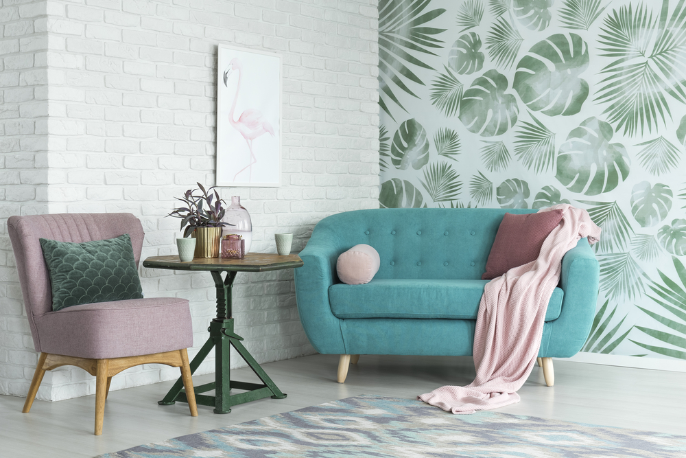 内装のクロス選び・色柄でおしゃれに空間を演出するコツ